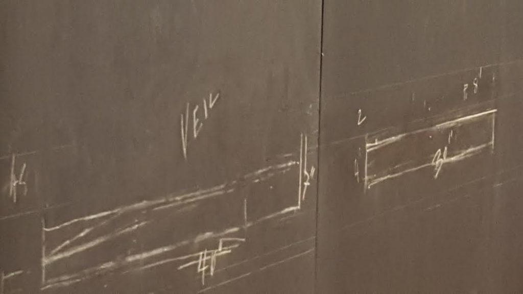 Musée Pompidou. Cy Twombly.