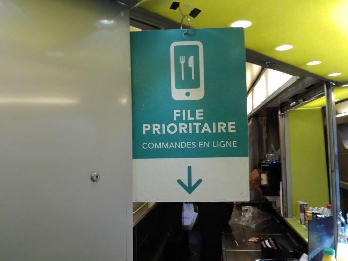 voiture restauration TGV. COMMANDE EN LIGNE;La Femme Qui Marche.