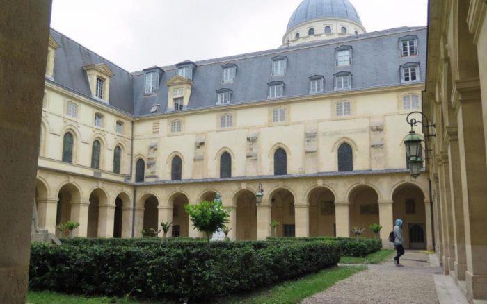 Lycée Henri-IV. Paris.
