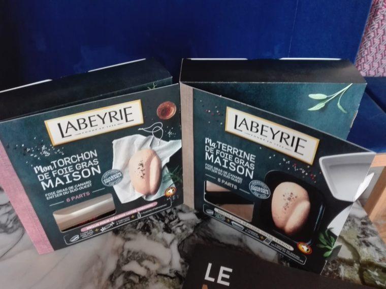 Labeyrie. foie gras à faire soi-même
