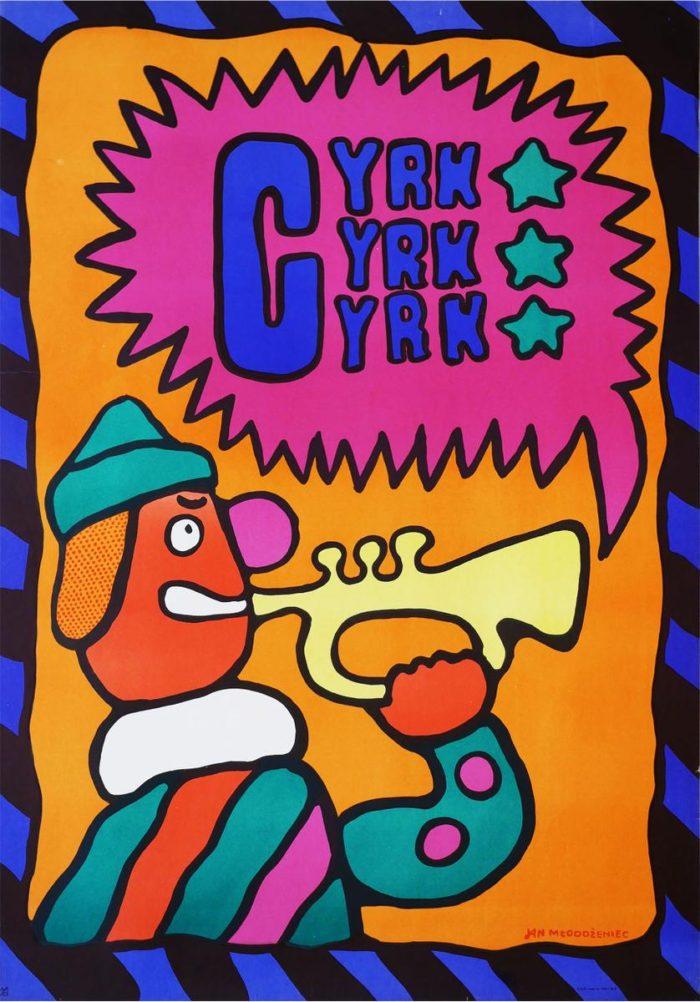 Yan Mlodozeniec. Cirque