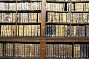 livres anciens.Bibliothèque Fesch Ajaccio.