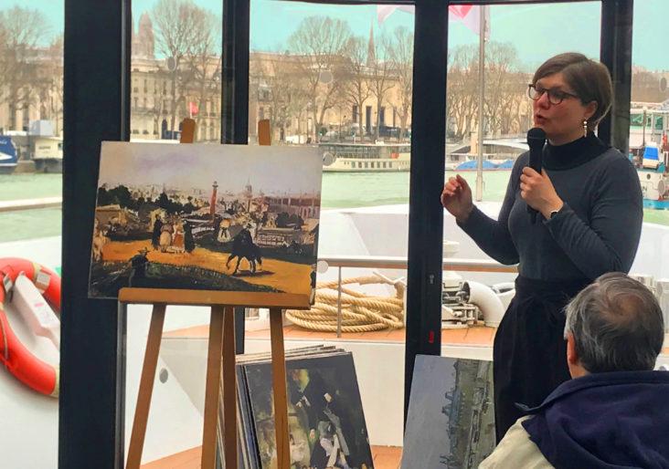 Le Paris des Impressionnistes VDP