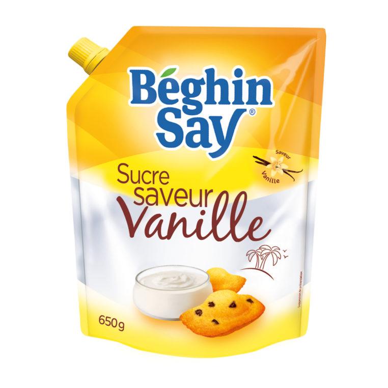 Béghin Say . Sucre saveur vanille.19