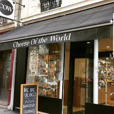 COW cheese of the world