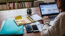 Confinement et télé travail ? 88 % des entreprises demandent à leurs salariés de venir au bureau.