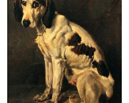 artips : baudelaire échange un poême sur les chiens en échange d'un gilet.
